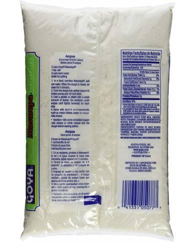 Goya, Flour White Masarepa