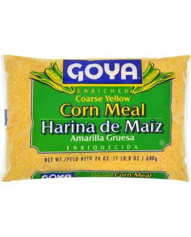 Goya Coarse Corn Meal
