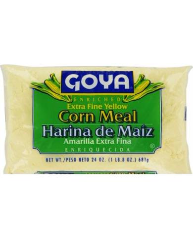 Goya Yellow Corn Meal,...