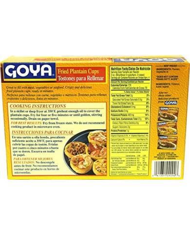 Goya Fried Plantain Cups