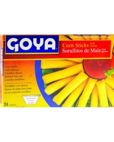 Goya Corn Sticks with Cheese