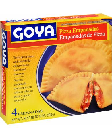 Goya Pizza Empanadas