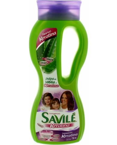 Savile Keratin Shampoo