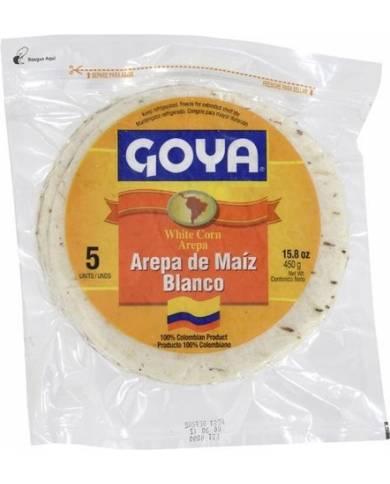 Goya White Corn Arepa