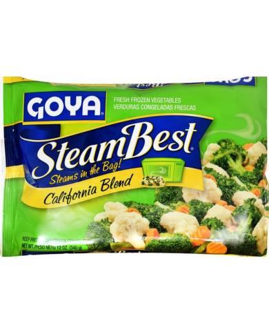 Goya Steam Best California...