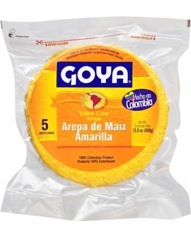 Goya Yellow Corn Arepa