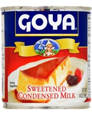 Goya sweetened Leche...