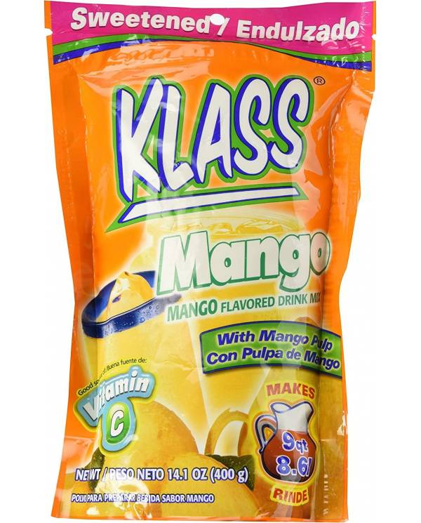 Klass Listo Mango, 14.1 oz.