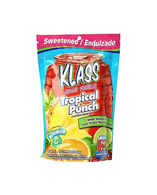 Klass Listo Tropical Punch,...