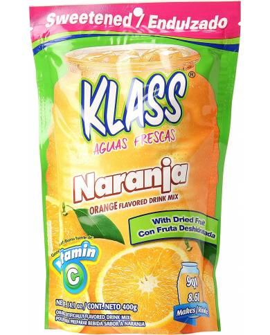 Klass Listo Naranja, 14.1 oz.