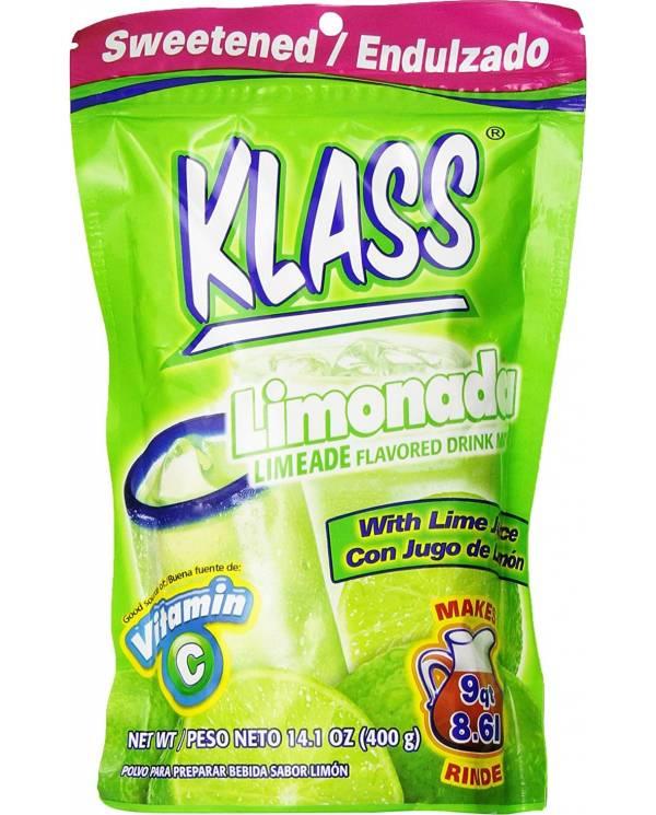 Klass Listo Limon, 14.1 oz.