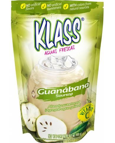 Klass Listo Guanabana, 14.1...