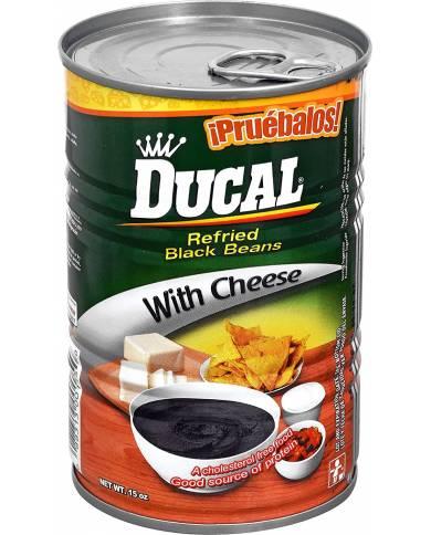 Ducal Refried Black Beans...