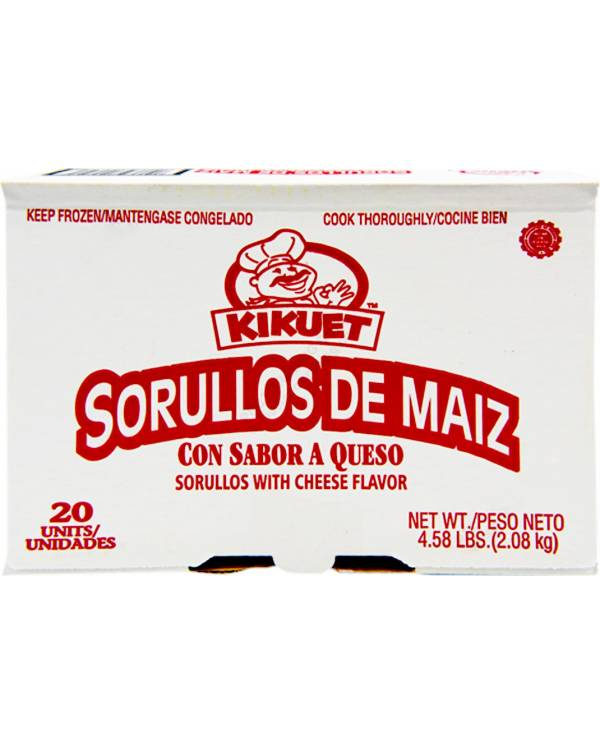 Sorullos with Cheese Flavor