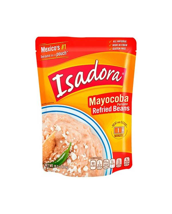 Isadora Mayocoba Refried Beans