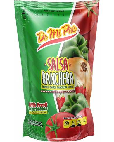 De Mi Pais Salsa Ranchera...