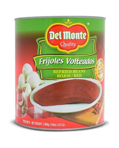 Del Monte Refried Red Beans