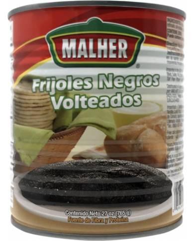 Malher Refried Black Beans