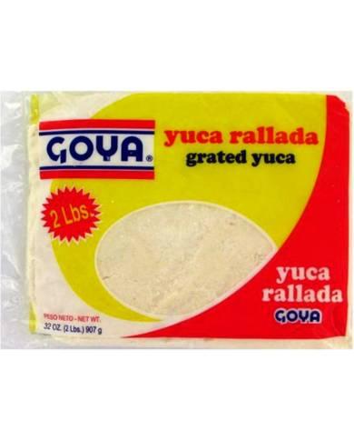 Grated Yuca