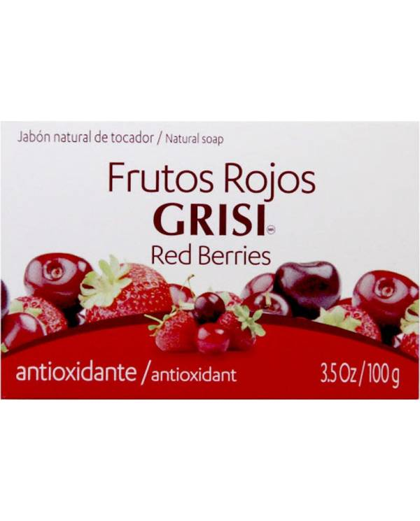 Grisi Red Berries Soap
