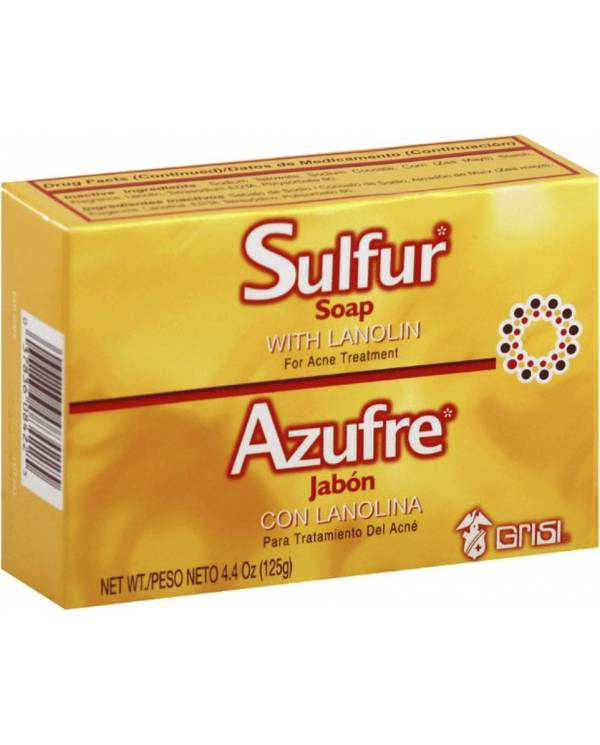 Grisi Sulfur Soap