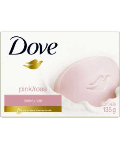 Dove Pink Soap