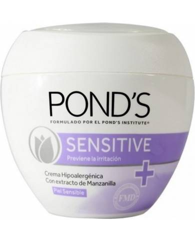 Pond's Sensitive