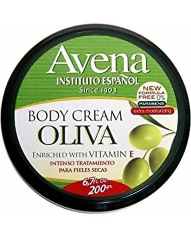Avena Body Cream Olive