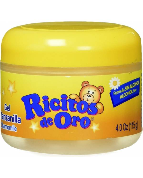 Ricitos de Oro Gel