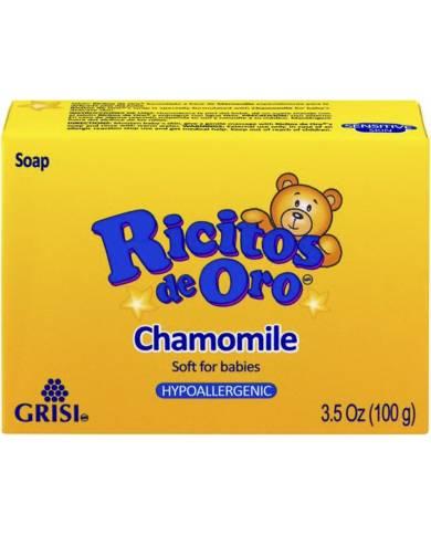 Ricitos de Oro Chamomile Soap