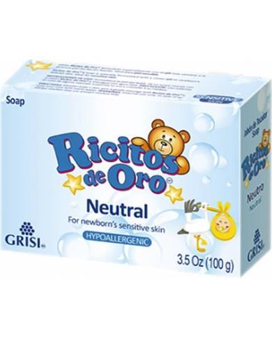 Ricitos de Oro Neutral Soap
