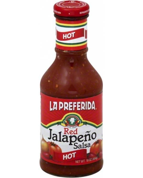 Red Jalapeno Salsa