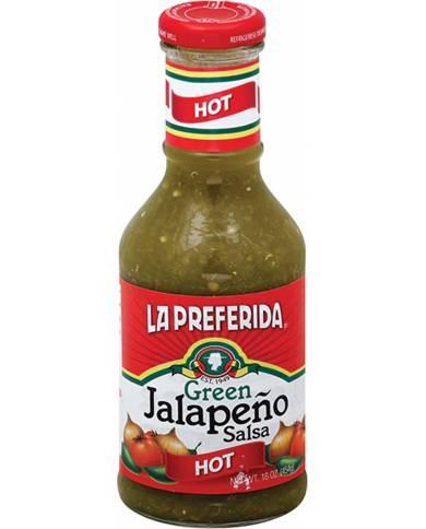 Green Jalapeño Salsa
