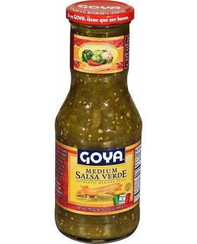 Salsa Verde - Goya