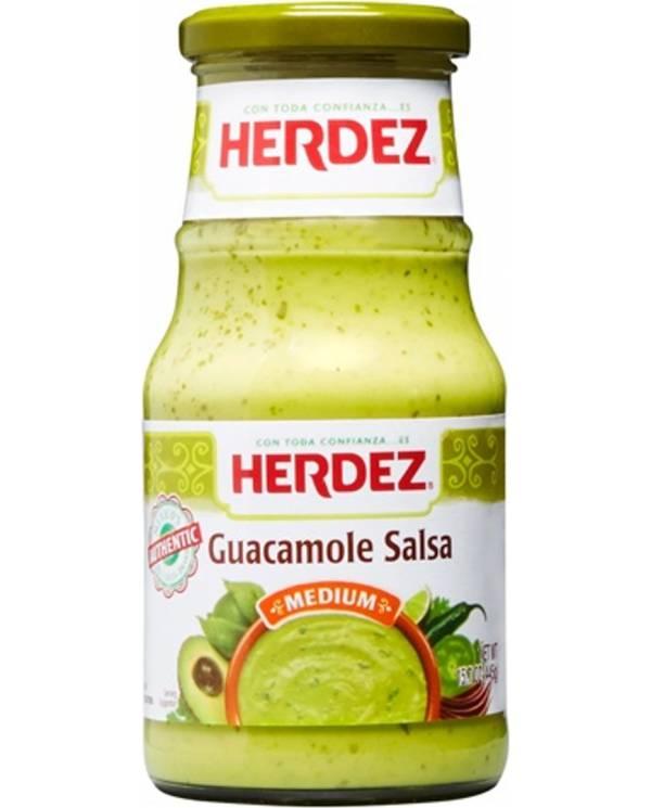 Guacamole Salsa - Herdez