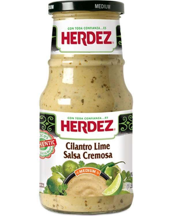 Cilantro Lime Salsa - Herdez