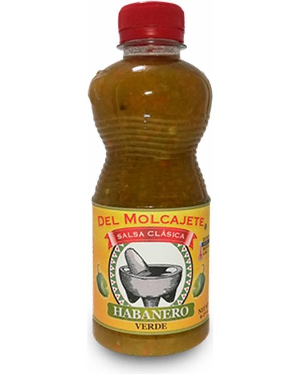 Salsa Habanero Verde - Del...