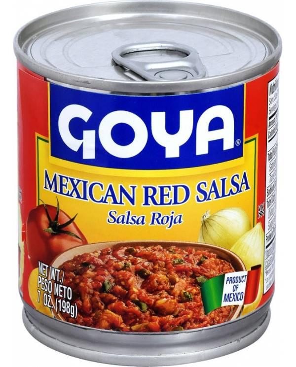 Mexican Red Salsa - Goya