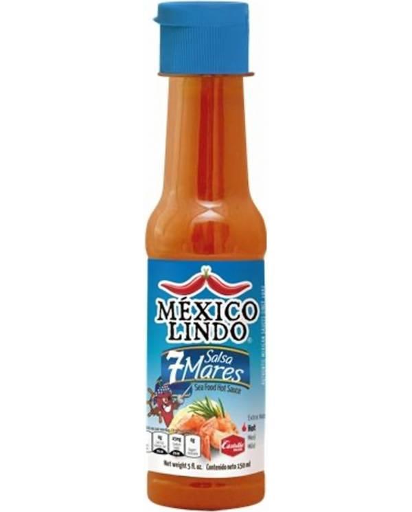 Salsa 7 Mares - Mexico Lindo