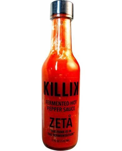 Zeta Hot Pepper Sauce - Killik