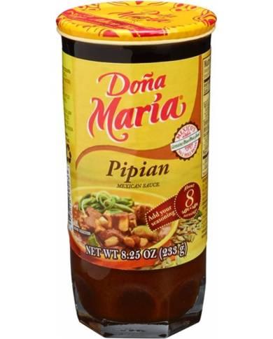 Pipian Mexican Sauce - Doña...