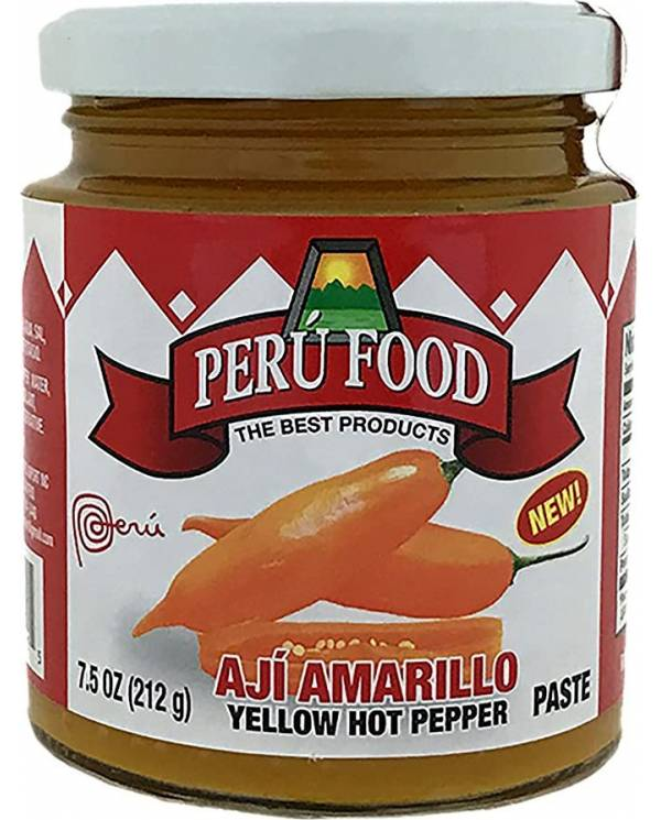 Ají Amarillo - Peru Food
