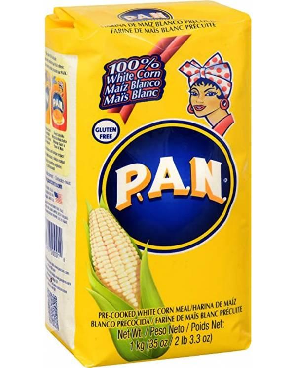 White Corn Meal - PAN
