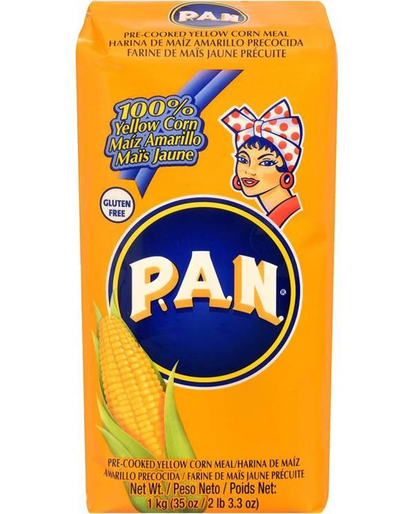 Yellow Corn Meal - PAN