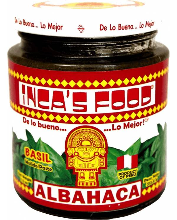 Albahaca - Inca's Food