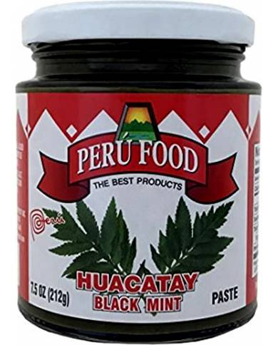 Huacatay - Peru Food