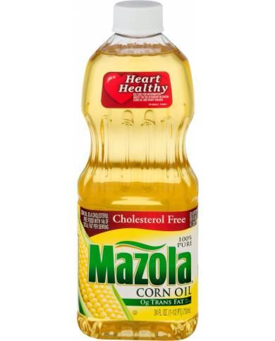 Corn Oil 0g Trans Fat - Mazola