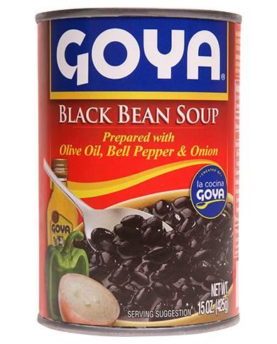Goya Foods Black Bean Soup