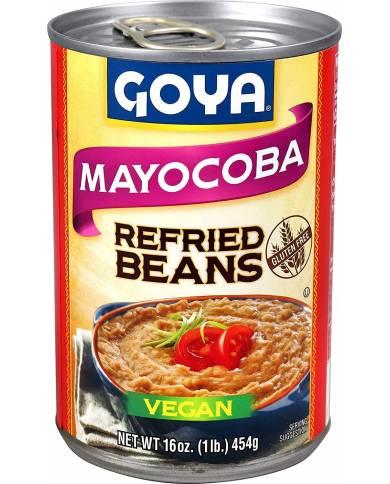 Goya Foods Mayocoba Refried...