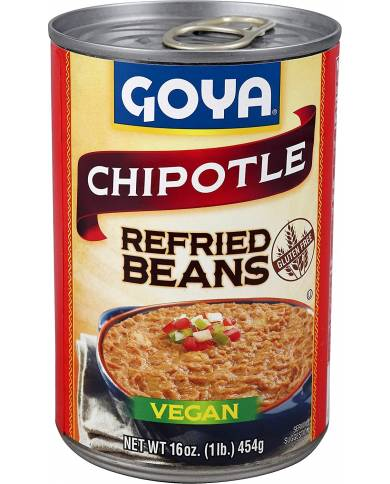 Goya Refried Pinto Beans...